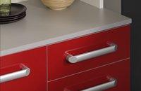 Parisot armoire de cuisine Glossy rouge-Détail de l'article