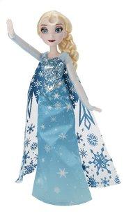 Mannequinpop Disney Frozen Elsa met extra jurk-Vooraanzicht