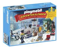 Playmobil Christmas 9007 Adventskalender Op heterdaad betrapt