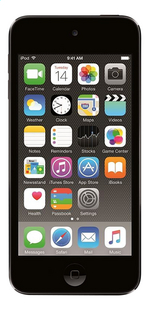 Apple iPod touch 128 GB space grijs-Vooraanzicht
