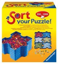 Ravensburger bacs de tri pour puzzles