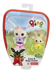 Fisher-Price figuur Bing Coco & Baby Charlie