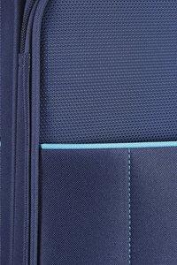 American Tourister Valise souple Funshine Spinner orion blue 66 cm-Détail de l'article