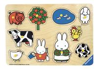 Ravensburger Puzzle Miffy à la ferme