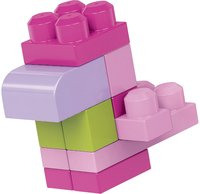Mega Bloks First Builders Big Building Bag roze-Afbeelding 2