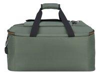 Delsey sac à dos cabine Tramontane khaki 55 cm-Arrière