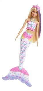 Barbie poupée mannequin  Dreamtopia Color Magic Mermaid-Avant