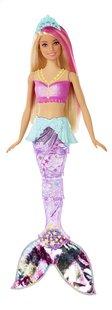 Barbie mannequinpop Dreamtopia Zwemmende zeemeermin-Vooraanzicht