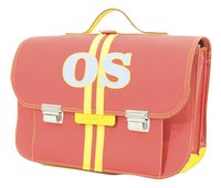 # Own Stuff boekentas OS Red 38 cm