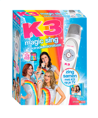 Microfoon K3 Magic Sing karaokemicrofoon