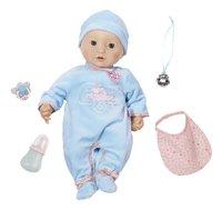 Baby Annabell zachte pop Broer-Vooraanzicht