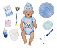 BABY born poupée interactive Garçon