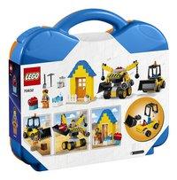 LEGO The LEGO Movie 2 70832 La boîte à construction d'Emmet !-Arrière