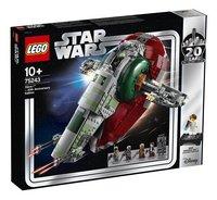 LEGO Star Wars 75243 Slave I - Édition 20ème anniversaire-Côté gauche