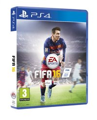 PS4 FIFA 16 NL/FR-Linkerzijde