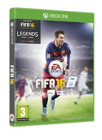 XBOX One FIFA 16 NL/FR-Linkerzijde