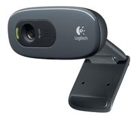 Logitech webcam C270 HD-Rechterzijde