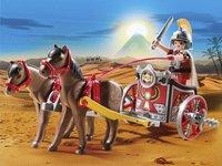 Playmobil History 5391 Char romain avec tribun-Image 1