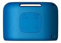 Sony Luidspreker bluetooth SRS-XB01 blauw-Bovenaanzicht