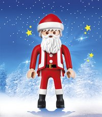 Playmobil Christmas 6629 Père Noël XXL-Image 1