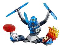 LEGO Nexo Knights 70330 Clay, l'ultime chevalier-Avant
