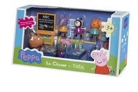 Set de jeu Peppa Pig La classe-Avant