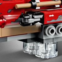 LEGO Star Wars 75250 La course-poursuite en speeder sur Pasaana-Image 2