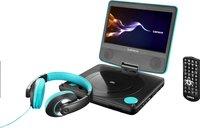 Lenco draagbare DVD-speler DVP-754 7'' met hoofdtelefoon blauw-Artikeldetail