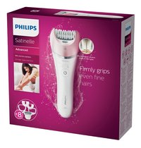 Philips Epileertoestel Satinelle Advanced Wet & Dry BRE640/00-Vooraanzicht