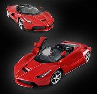 Rastar voiture RC Ferrari LaFerrari Aperta rouge-Détail de l'article