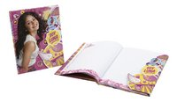 Disney Soy Luna Journal intime-Avant