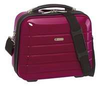 Check.In Beauty-case London berry