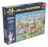 Jumbo Puzzel Jan Van Haasteren Tall ship chaos