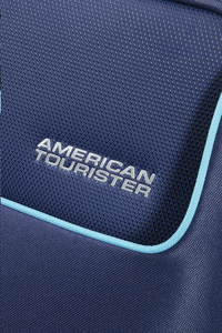 American Tourister Zachte reistrolley Funshine Spinner orion blue 66 cm-Artikeldetail