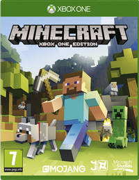 XBOX One Minecraft ANG