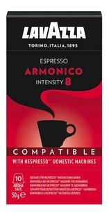 LavAzza Capsules espresso armonico - 10 boites-commercieel beeld
