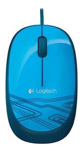 Logitech muis M105 blauw