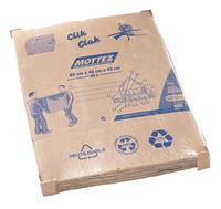 Mottez Boîte de déménagement carton brun 96 l - 5 pièces-Côté gauche