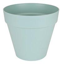 Elho bloempot Loft Urban round blauw diameter 40 cm