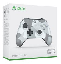 Microsoft manette XBOX One Winter Forces blanc