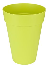 Elho pot Loft Urban round high lime diamètre 42 cm