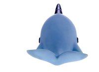 Veilleuse Narval bleu-Arrière