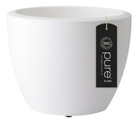 Elho pot Pure Soft round white diamètre 50 cm
