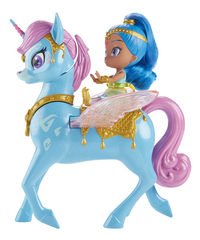 Fisher-Price Shimmer & Shine Magical Flying Zahracorn + Shine-commercieel beeld