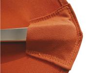 FSC-luxehoutmastparasol met zwengel diameter 3 m zand-Artikeldetail