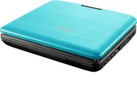 Lenco draagbare DVD-speler DVP-754 7'' met hoofdtelefoon blauw-Bovenaanzicht
