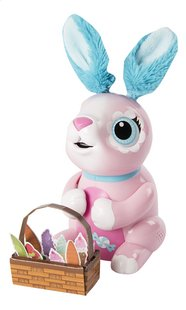Spin Master robot Zoomer Hungry Bunnies Shreddy-commercieel beeld