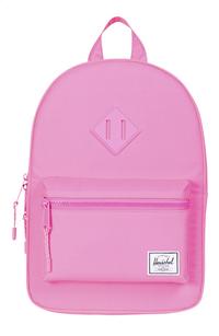 Herschel sac à dos Heritage Kids Neon Pink Reflective