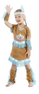 DreamLand verkleedpak indiaan meisje maat 164-Vooraanzicht