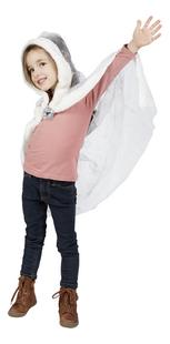 DreamLand prinsessencape wit-Afbeelding 2